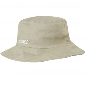 Cagney Coolweave Cotton Canvas Hat Parchment Ivy