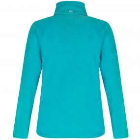 Sweethart Half Zip Lightweight Fleece Atlantis