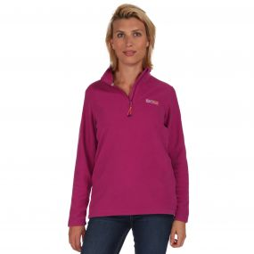 Sweethart Fleece Vivid Viola