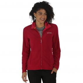 Clemance II Fleece Cerise Duchess