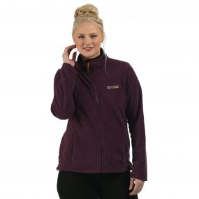 Clemance II Fleece Blackberry Wine