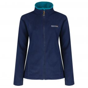 Clemance II Fleece Navy Deep Lake