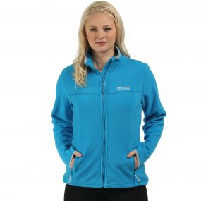 Floreo II Fleece Methyl Blue