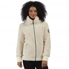 Halina Fleece Light Vanilla