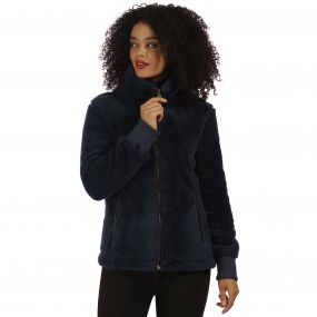 Halina Fleece Navy