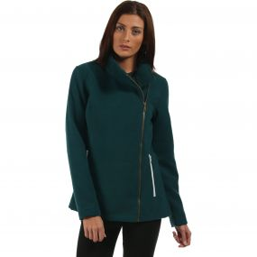 Raelynn Fleece Deep Teal