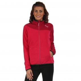 Marina IV Fleece Dark Cerise