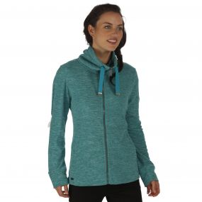 Endora Fleece Pagoda Blue