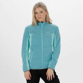 Willowbrook IV Knit Effect Fleece Horizon