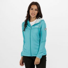 Women's Tarnis Stretch Fleece Aqua