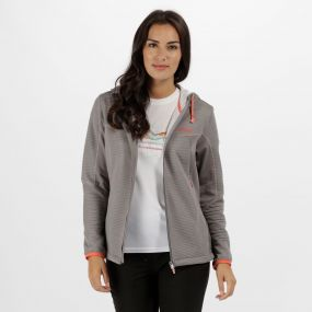 Women's Tarnis Stretch Fleece Rock Grey