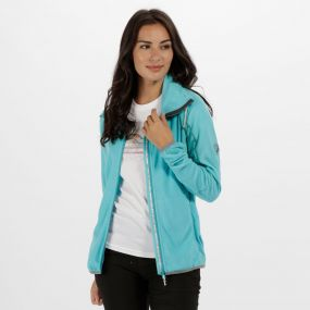 Women's Mons III Lightweight Full Zip Fleece Horizon