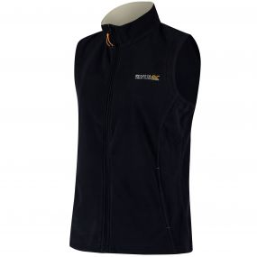 Sweetness II Lightweight Fleece Gilet Navy Polar Bear