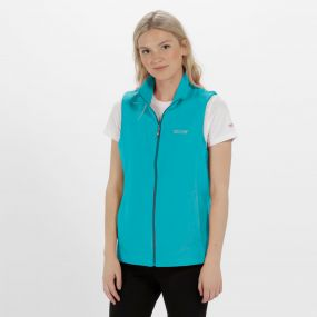 Sweetness II Lightweight Fleece Gilet Horizon Blue