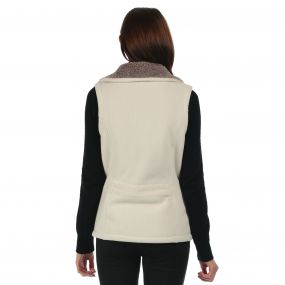 Bernetta Gilet Light Vanilla
