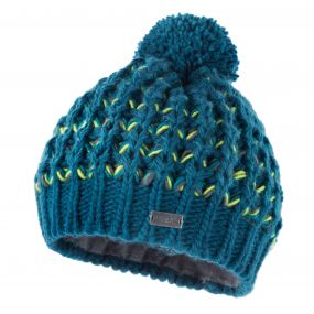 Womens Arktik Hat Deep Teal