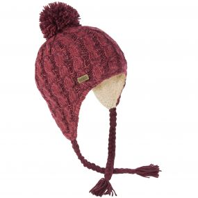 Womens Whirlwind Hat Spiced Mulberry