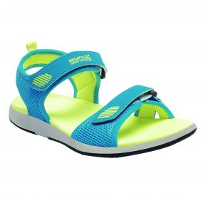 Lady Terrarock Sandal Blue Citric