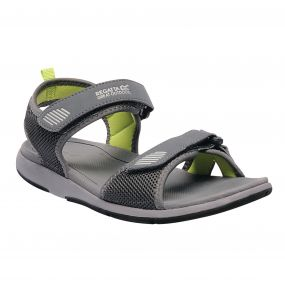 Women's Terrarock Sandals Rock Grey Lime