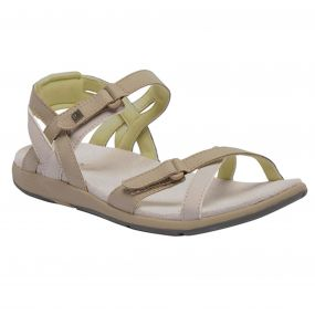Lady Santa Cruz Sandal Moccasin Citric