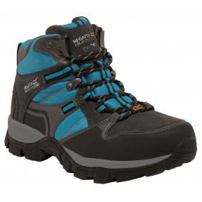 Lady Frontier Mid Hiking Boot Briar Enamel