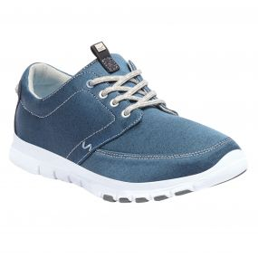 Lady Marine Shoe Stella Blue