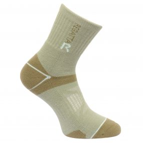 Womens' Blister Protection Sock Seagrass Yucca