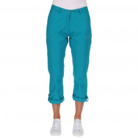 Quarterdeck Trousers Enamel