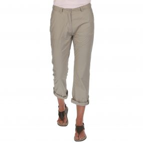 Quarterdeck Trousers Parchment
