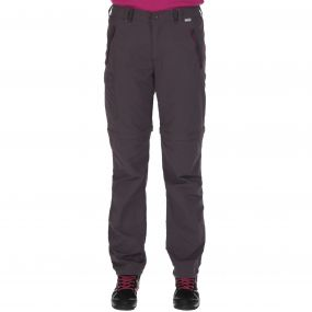Chaska Zip Off Trousers Iron