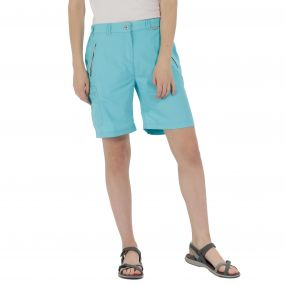 Chaska Lightweight Multi Pocket Shorts Horizon