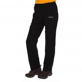 Womens Dayhike Trousers II Black