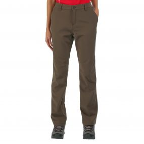 Womens Fenton Trousers Roasted
