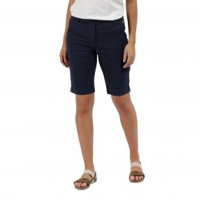 SophiIIa II Coolweave Cotton Shorts Navy