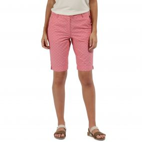 SophiIIa II Coolweave Cotton Shorts Desert Rose