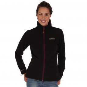Connie III Softshell Jacket Black
