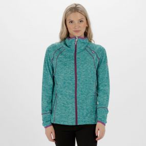 Harty Stretch Softshell Jacket Deep Lake