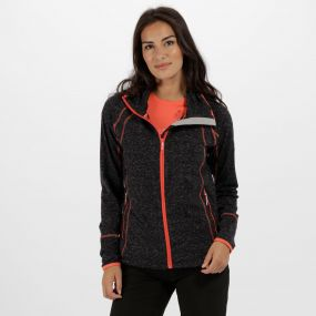 Harty Stretch Softshell Jacket Black