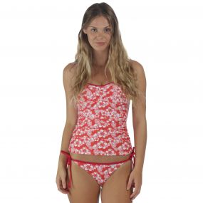Aceana Tankini Top Deep Sea Coral