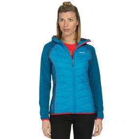 Womens Andreson II Jacket PetrlB Mthyl