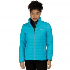 Women's Icebound II Mid Weight Insulated Jacket Aqua