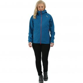 Louisiana II 3 in 1 Jacket Petrol Blue