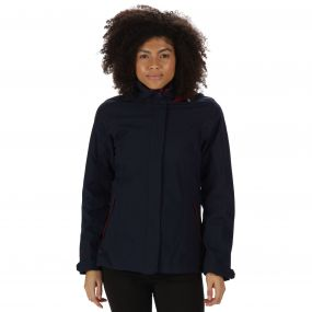 Calyn Stretch Waterproof 3-in-1 Jacket Navy Fig