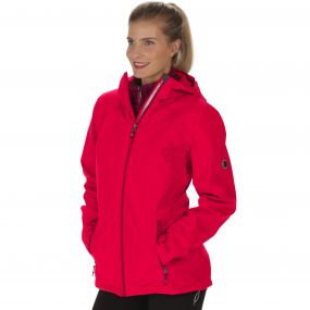 Wentwood II Waterproof 3-in-1 Jacket Lollipop Fig