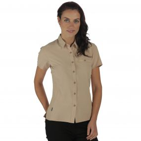 Women's Kioga Shirt Moccasin