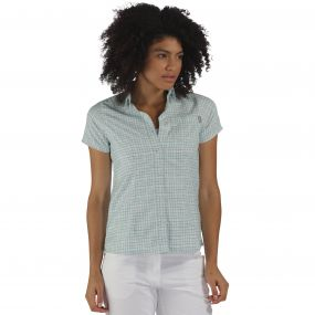 Women's Mindano II Shirt Atlantis