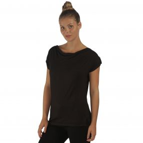 Nolana T-Shirt Black