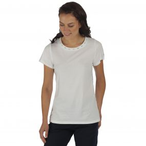 Aleesha T-Shirt White