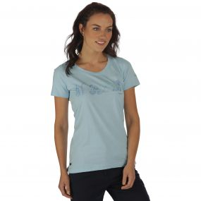 Filandra T-Shirt Powder Blue