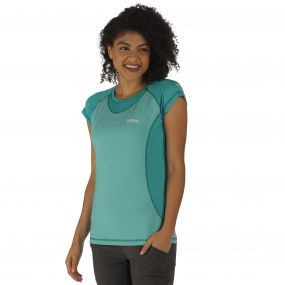 Women's Breakbar III T-Shirt Atlantis